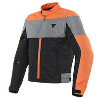 Dainese Elettrica Air Jacket Orange Grey
