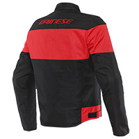 Giacca Dainese Elettrica Air Nero Rosso