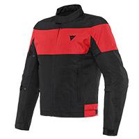 Dainese Elettrica Air Jacket Black Red