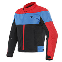 Giacca Dainese Elettrica Air Rosso Blu