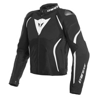 Dainese Estrema Air Tex Jacket Black White
