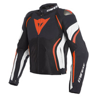 Dainese Estrema Air Tex Jacket Fluo Red