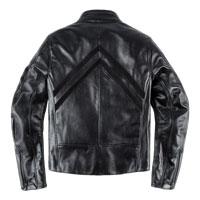 Dainese Freccia72 Leather Jacket Black