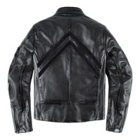 Dainese Freccia72 Perforate Leather Jacket Black