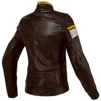 Dainese Blackjack Lady Leather Jacket Donna
