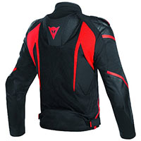 Dainese Giacca Super Rider D-dry Rosso