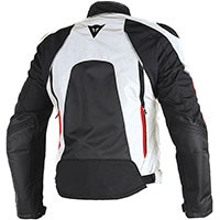 Dainese Hawker D-dry Jacket Bianco Rosso