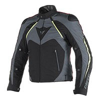 Dainese Hawker D-dry Jacket Grigio Giallo