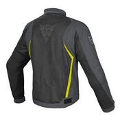 Dainese Giacca Hydra Flux D-dry Grigio Giallo