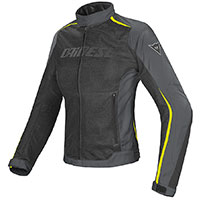 Dainese Giacca Hydra Flux D-dry Lady Giallo Donna