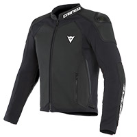 Dainese Intrepida Leather Jacket Black
