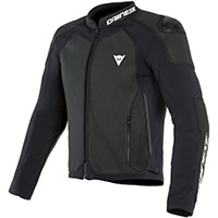 Dainese Intrepida Air Leather Jacket Black