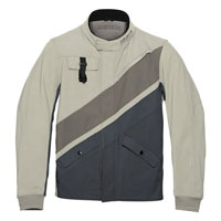 Giacca Moto Dainese Kayes Beige
