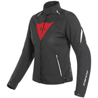 Dainese Laguna Seca 3 Lady D-dry Jacket Black Red