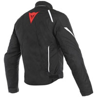 Dainese Laguna Seca 3 D-dry Jacket Black Red