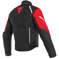 Dainese Laguna Seca 3 D-dry Jacket Red Black