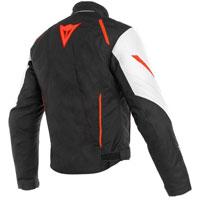 Dainese Laguna Seca 3 D-dry Jacket White Black