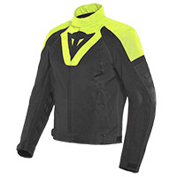 Dainese Levante Air Jacket Black Yellow
