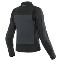 Dainese Lola 3 Lady Leather Jacket Black Grey