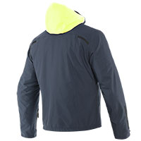 Giacca Dainese Mayfair D-dry Blu Giallo
