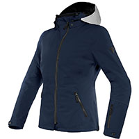 Giacca Donna Dainese Mayfair D-dry Blu Iris Donna