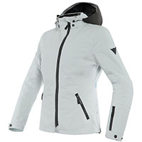 Dainese Mayfair D-dry Jacket Lady Gray Light
