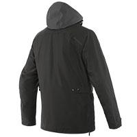 Dainese Milano D-dry Jacket Black Ebony