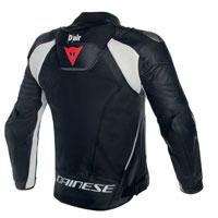 Dainese D-air® Jacket Misano 1000 Nero Bianco