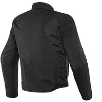 Dainese Mistica Tex Jacket Black