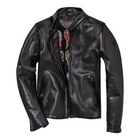 Dainese Nera 72 Perforated Leather Jacket