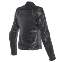 Dainese Nikita 2 Lady Leather Jacket Black