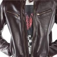 Dainese Patina 72 Leather Jacket - 4