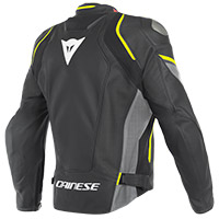 Dainese Racing 3 D Air® Perforated Jacket Yellow