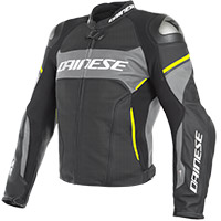 Giacca Traforata Dainese Racing 3 D Air® Giallo