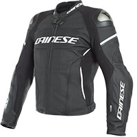 Giacca Traforata Dainese Racing 3 D Air® Nero
