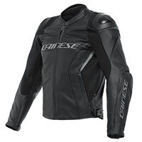 Giacca Pelle Dainese Racing 4 S/t Nero