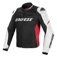 Dainese Racing D1 Nero Bianco Rosso