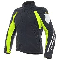 Dainese Giacca Rain Master D-dry Giallo