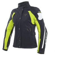 Dainese Rain Master D-dry Lady Jacket Yellow