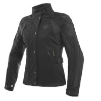 Dainese Giacca Donna Rain Master D-dry Nero Donna