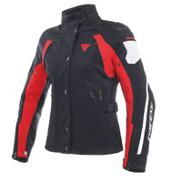 Dainese Rain Master D-dry Lady Jacket Red