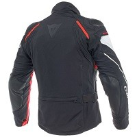 Dainese Giacca Rain Master D-dry Rosso
