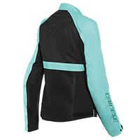 Dainese Ribelle Air Lady Jacket Black Aqua