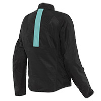 Dainese Risoluta Air Lady Jacket Black Aqua