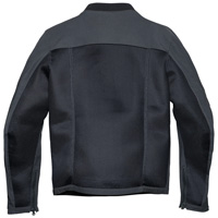 Dainese Sabha Tex Jacket Ebony
