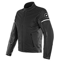 Dainese Saint Louis Leather Jacket Black