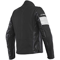 Dainese San Diego Leather Jacket Black