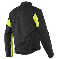 Dainese Sauris 2 D-dry Jacket Black Yellow
