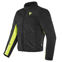 Giacca Dainese Sauris 2 D-dry Nero Giallo