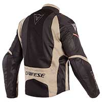 Dainese Sauris D-dry Jacket Black Brown Orange